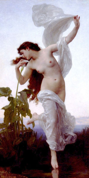 jodi sh doff : onlythejodi : dawn : william-adolphe_bouguereau