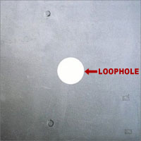 jodi sh. doff : onlythejodi : looking for the loophole : loophole